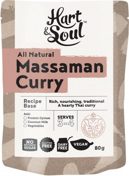 Hart & Soul Massaman Recipe Base 80g