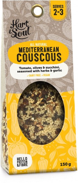 Hart & Soul Mediterranean Couscous 150g