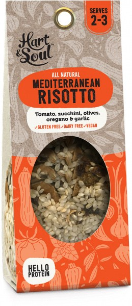 Hart & Soul Mediterranean Risotto 150g
