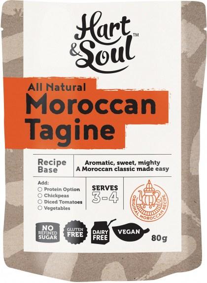 Hart & Soul Moroccan Tagine Recipe Base 80g