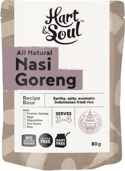 Hart & Soul Nasi Goreng Recipe Base 80g