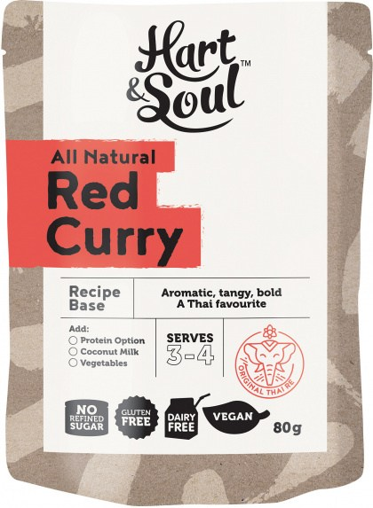 Hart & Soul Red Curry Base 80g