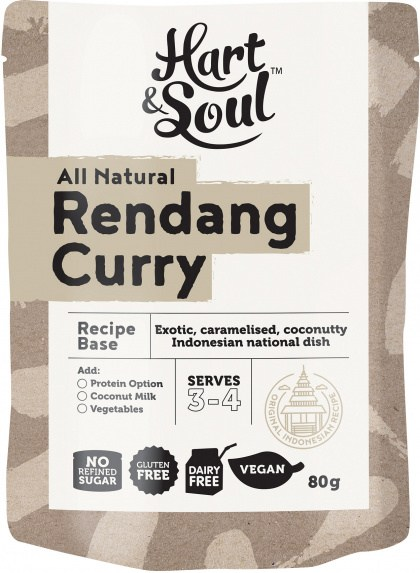 Hart & Soul Rendang Recipe Base 80g