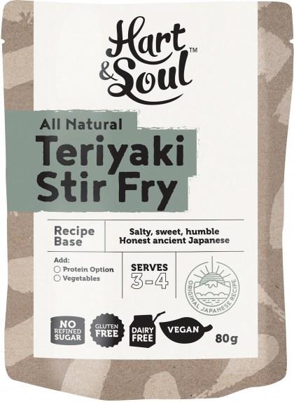 Hart & Soul Teriyaki Recipe Base 80g