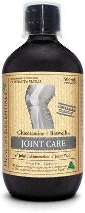 Healthy Essentials Liquid Glucosamine Joint Care 500ml