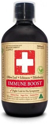 Healthy Essentials Liquid Immune 500ml