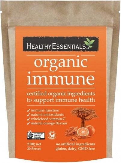 Healthy Essentials Organic Immune 210g