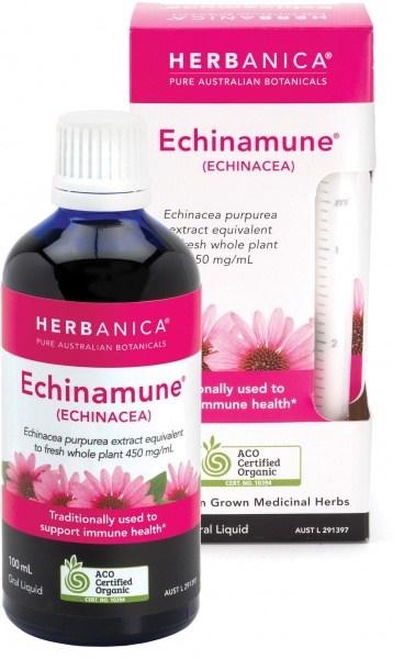 Herbanica Echinamune (Echinacea) Oral Liquid 100ml