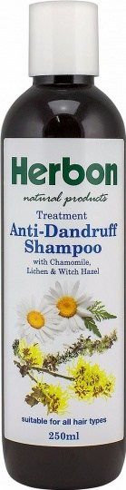 Herbon Anti-Dandruff Shampoo 250ml