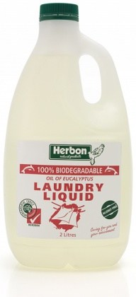Herbon Laundry Liquid Oil of Eucalyptus 2lt