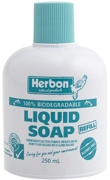 Herbon Liquid Soap Refill 250ml