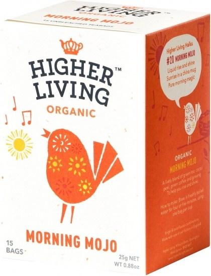Higher Living Morning Mojo 15Teabags