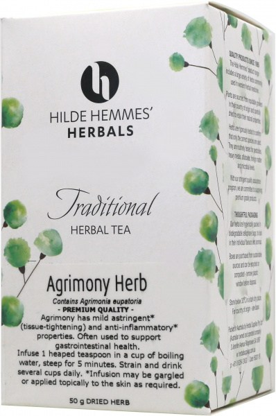 Hilde Hemmes Agrimony Herb 50gm