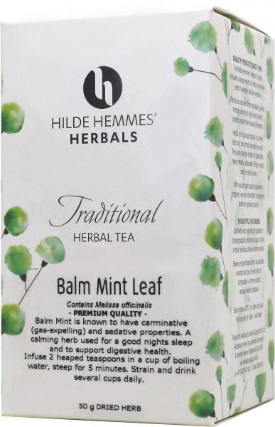 Hilde Hemmes Balm Mint Herb 50gm
