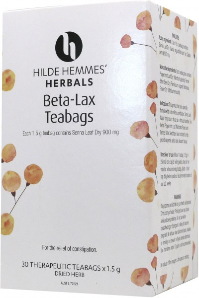 Hilde Hemmes Beta-Lax - 30 Teabags