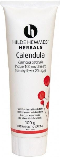 Hilde Hemmes Calendula Cream 100g