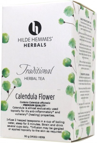 Hilde Hemmes Calendula Flower 50gm