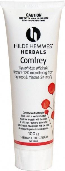 Hilde Hemmes Comfrey Cream 100g
