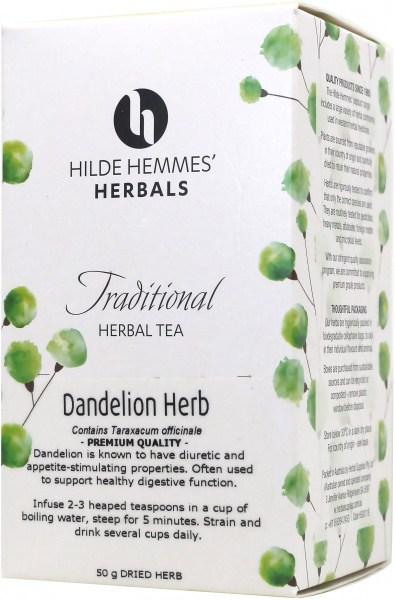 Hilde Hemmes Dandelion Herb 50gm