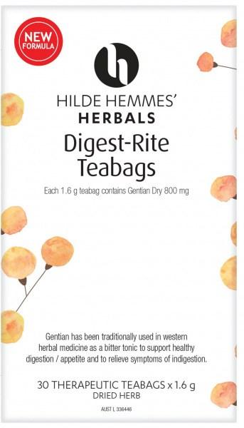Hilde Hemmes Digest-Rite - 30 Teabags