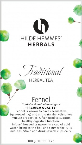 Hilde Hemmes Fennel  100gm