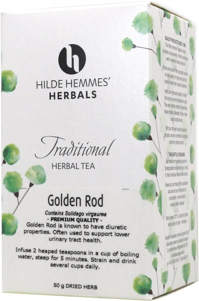Hilde Hemmes Golden Rod Herb 50gm