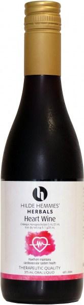 Hilde Hemmes Heart Wine 375mL