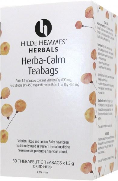 Hilde Hemmes Herba-Calm - 30 Teabags