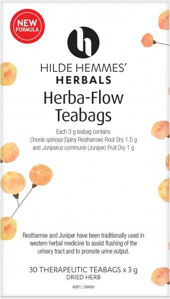 Hilde Hemmes Herba-Flow 30Teabags