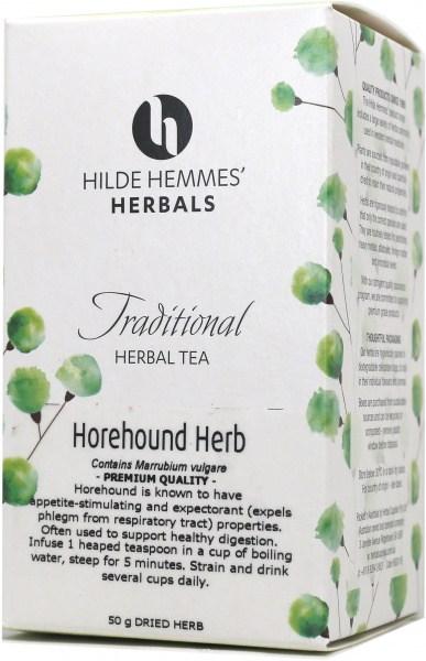 Hilde Hemmes Horehound Herb 50gm