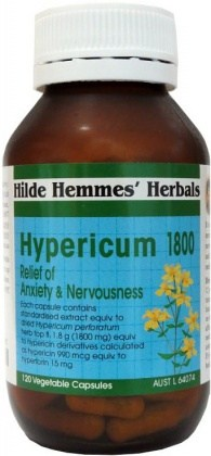 Hilde Hemmes Hypericum 1800mg x 120caps