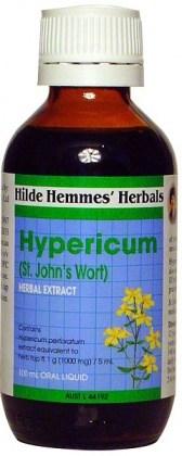 Hilde Hemmes Hypericum - Herbal Extract 100ml