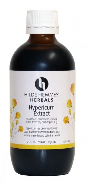 Hilde Hemmes Hypericum - Herbal Extract 200ml
