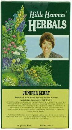 Hilde Hemmes Juniper Berry 75gm