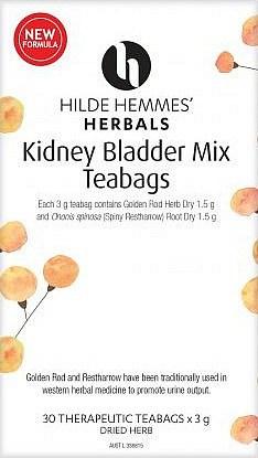 Hilde Hemmes K.B.M-Kidney/Bladder - 30Teabags