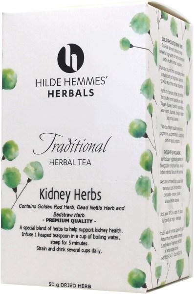Hilde Hemmes KDY - Kidney Herbs 50g
