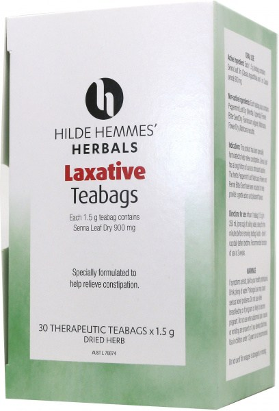 Hilde Hemmes Laxative Tea - 30Teabags