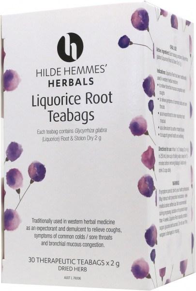 Hilde Hemmes Liquorice Root - 30 Teabags