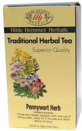 Hilde Hemmes Pennywort Herb 50gm