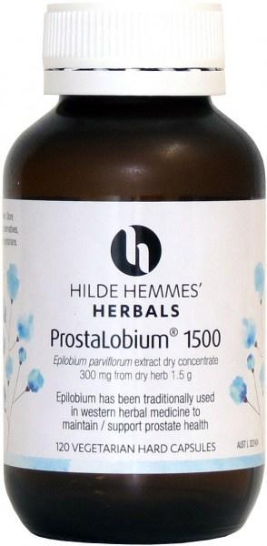 Hilde Hemmes ProstaLobium 1500mg x 120caps