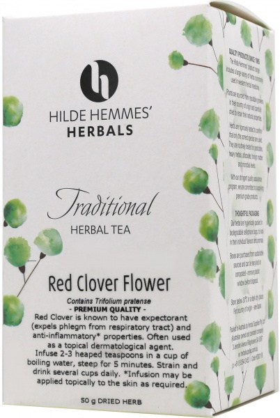 Hilde Hemmes Red Clover Flower 50gm