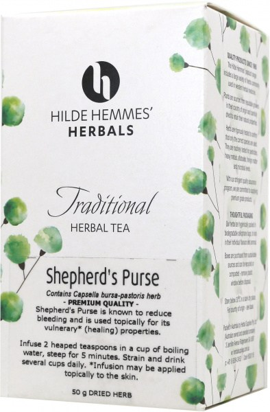 Hilde Hemmes Shepherd's Purse Herb 50gm
