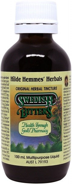 Hilde Hemmes Swedish Bitters - Tincture 100ml