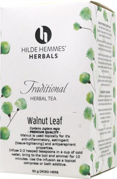 Hilde Hemmes Walnut Leaf 50gm