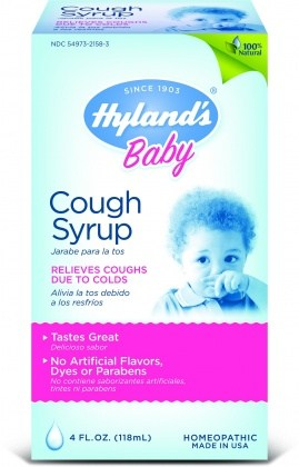 Hyland's Baby Cough Syrup 118ml