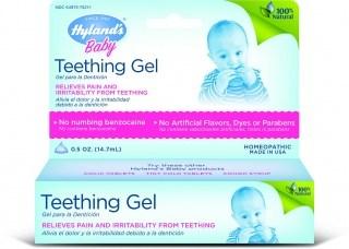 Hyland's Baby Teething Gel 14.7ml