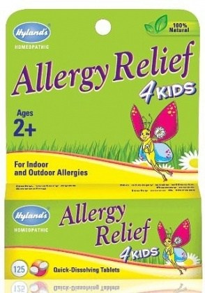 Hyland's Kids Allergy Relief 125Tabs
