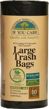 If You Care Trash Bags 10Bags (30Gallon) REPLACED Code 279524