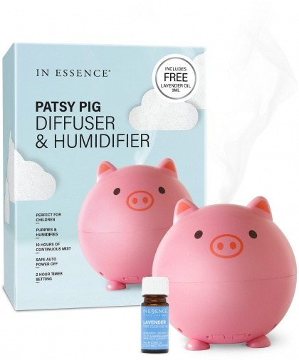 In Essence Patsy Pig Diffuser & Humdifier