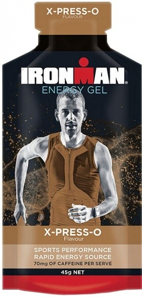 Ironman Energy Gel X-Press-O 20x45g